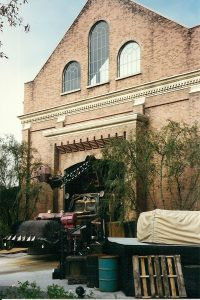 Dipmobile at Disney-MGM Studio theme park