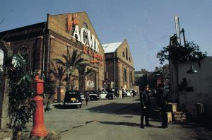 Acme Warehouse - as it appeared in 'Who framed Roger Rabbit'