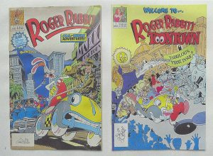 Roger Rabbit comic books